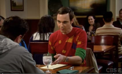 "The Big Bang Theory Review: ""The Engagement Reaction"""