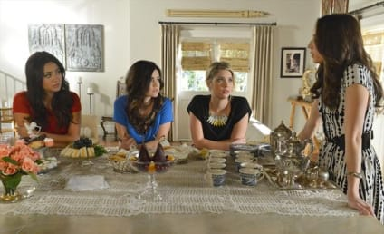 Pretty Little Liars Review: An Impossible Game