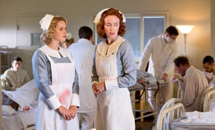 The Originals Flashback Photo: Naughty Nurses?