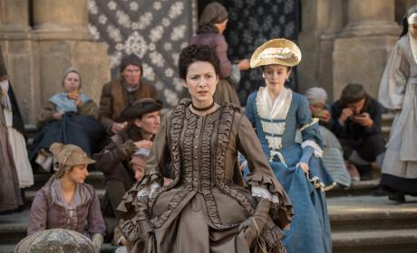 Something is Wrong - Outlander Season 2 Episode 4