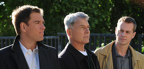 Gibbs, McGee and Tony