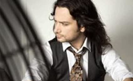 Constantine Maroulis Prepares for Debut Album