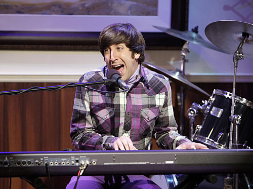 Howard Wolowitz Sings