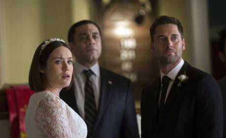 Tom and Liz's Wedding - The Blacklist