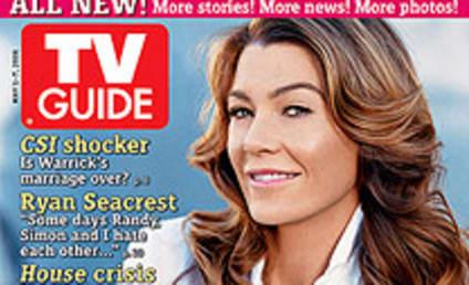 Ellen Pompeo Graces TV Guide Cover