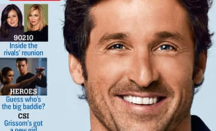 Patrick Dempsey Graces New TV Guide Cover