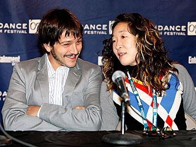 Sandra Oh at Sundance