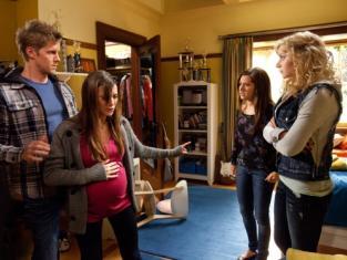 Pregnant Charlotte