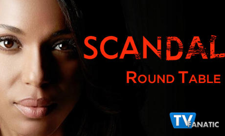 Scandal Round Table: Where is Rowan Pope?