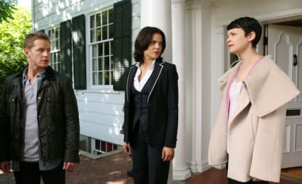 Once Upon a Time Review: The Curse of Consequences