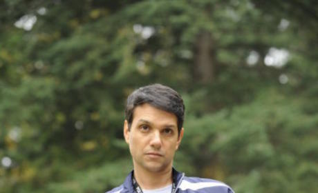 Ralph Macchio on Psych