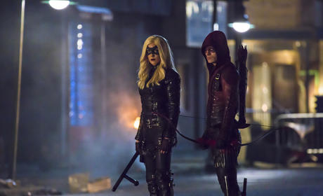 Arrow Season 3 Episode 12 Review: Uprising