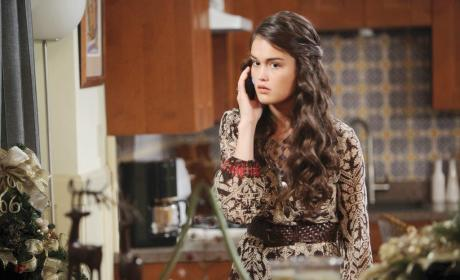 Paige Want an Explanation - Days of Our Lives