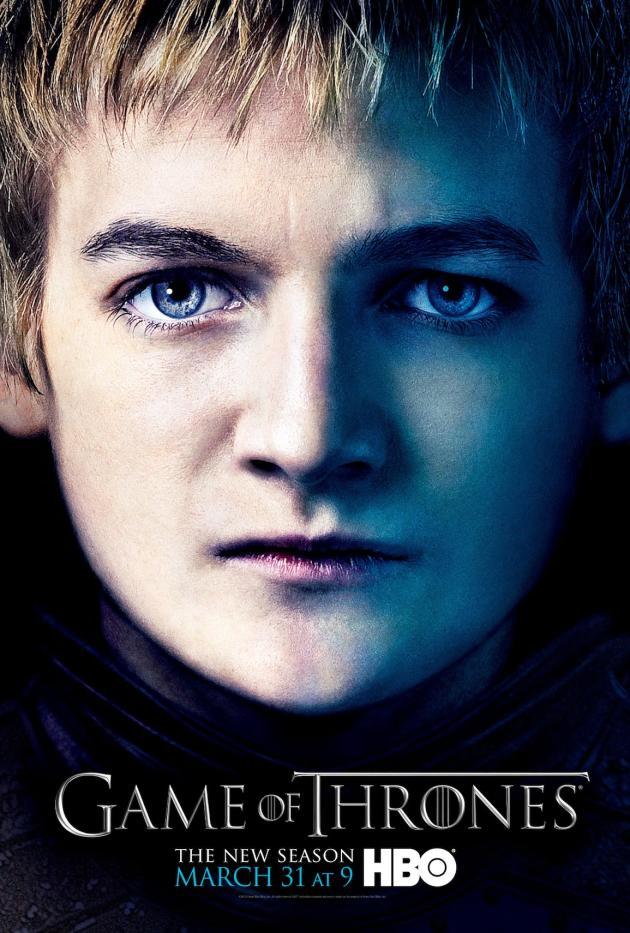 Joffrey Baratheon Poster