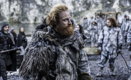 Tormund Returns to the Wildlings - Game of Thrones Season 5 Episode 8