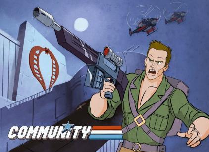 Watch Community Season 5 Episode 11 Online