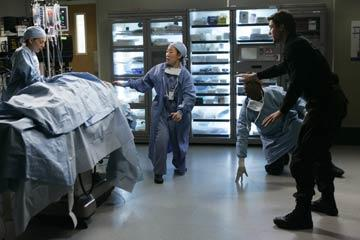 Meredith Grey Saves the Day