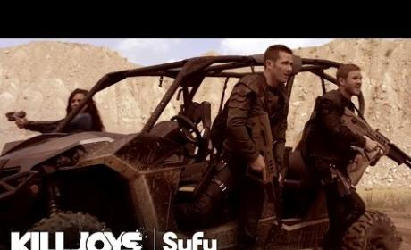 Killjoys - Official Trailer