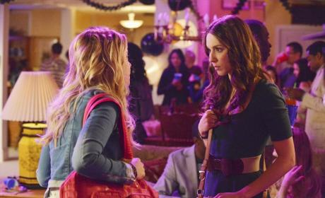 Spencer with Hanna