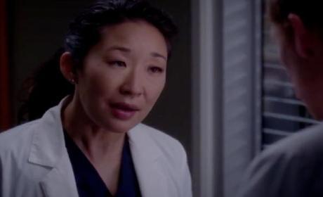 Grey's Anatomy 'Sleeping Monster' Clip - Owen Won't Go