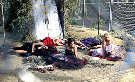Pretty Little Liars Premiere Pic Season 6 Episode 1