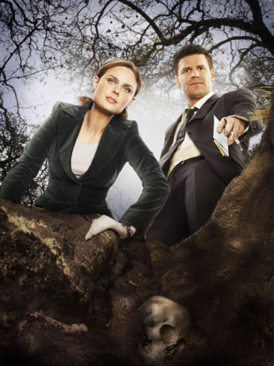 Booth and Brennan Promo Pic