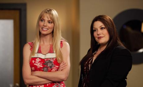 Drop Dead Diva Review: Family Ties