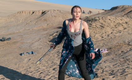 Fear the Walking Dead Season 2 Episode 3 Review: Ouroboros