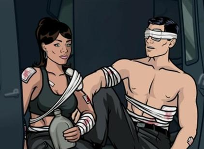 Watch Archer Season 1 Episode 8 Online