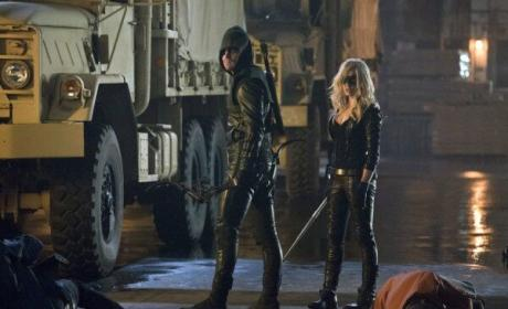 The Black Canary Picture