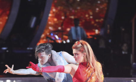 Willow and Mark: Paso Doble - Dancing With the Stars Season 20 Episode 3