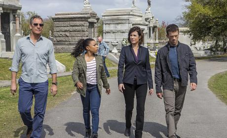 NCIS: New Orleans Season 2 Episode 20 Review: Second Line