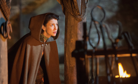 Outlander Review: The Great Escape