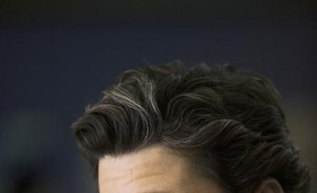 He's Got the Hair
