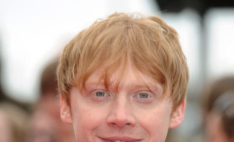 Rupert Grint Cast on CBS Super Hero Comedy