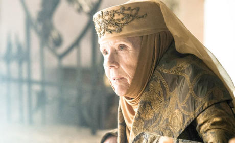 Lady Olenna Returns - Game of Thrones Season 5 Episode 6
