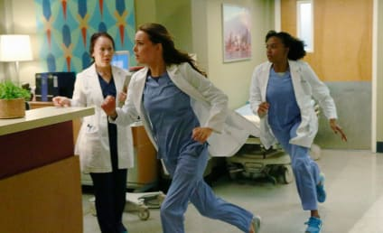 Grey's Anatomy Picture Preview: Watch and Learn