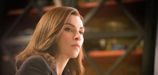 Alicia, Up Close - The Good Wife Season 6 Episode 21
