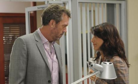 House and Cuddy Conference