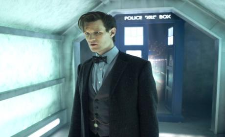 Doctor Who Christmas Episode Teaser