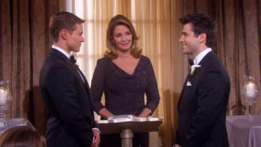 Days of Our Lives Wedding Pic