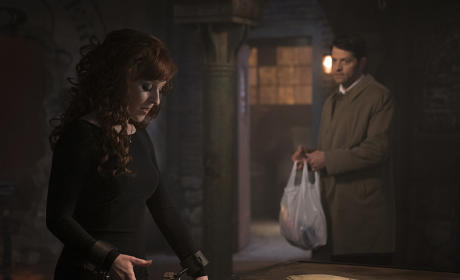 Reading Rowena - Supernatural Season 10 Episode 21
