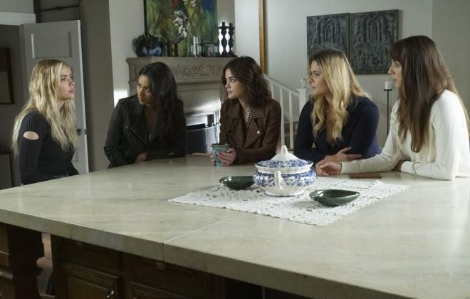Pretty Little Liars: Concluding After Season 7!
