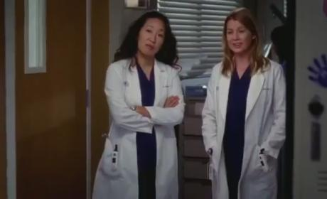 Grey's Anatomy Sneak Peeks: Keep Busy and Look Cool