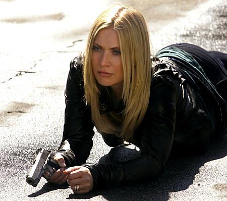 Emily Procter on CSI