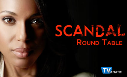 Scandal Round Table: Who Saved Olivia Pope?