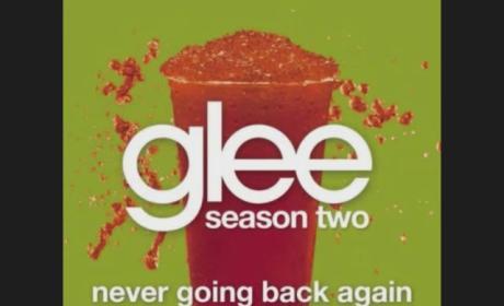 Glee Cast - Never Going Back Again
