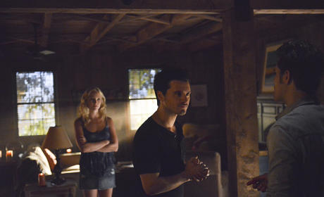 Caroline and Enzo - The Vampire Diaries Season 6 Episode 2