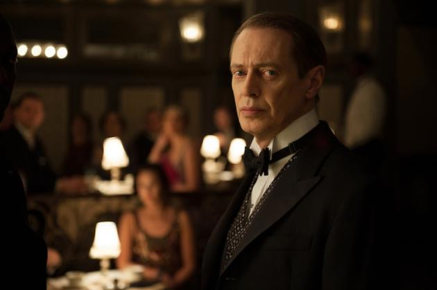 Nucky on Boardwalk Empire