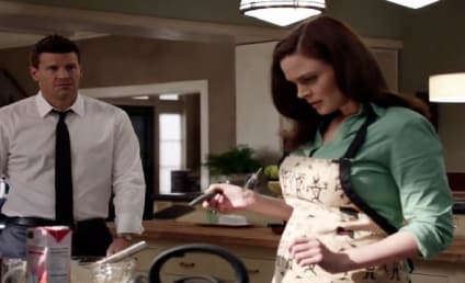 Bones Sneak Preview Clips: She Makes Breakfast!